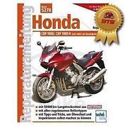 Honda CBF 1000 Reparaturanleitung