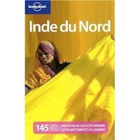 Guide Lonely Planet:  Inde du Nord