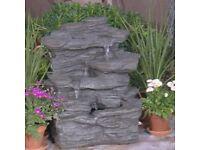 berini rock fountain