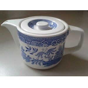 Royal Doulton - Steelite International 2 Cup Willow Teapot