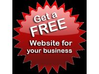 Free website, free logo and Company formation