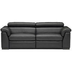 2 Seater Leather Sofas