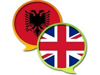 Freelance Albanian Translator / Immigration Law, advice on applications and inquiries.