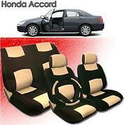 1997 Honda Accord Seat Covers