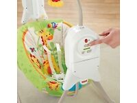 fisher and price cradle swing - great condition!