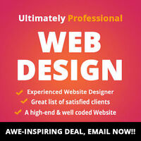 Web Design/Dev-Graphics-Marketing-Social!