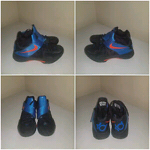0cdd4fabac5 Nike kd shoes. (Size 10 mens)