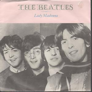 BEATLES lady madonna 7