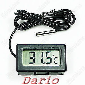 Aquarium and Reptile Digital Thermometers ... SOLD OUT FOR NOW