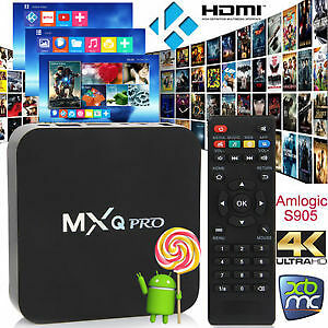 MXQ ★PRO★ TV BOX ★The LATEST TV box READY to go for JUST $69.99