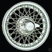 Jaguar Wire Wheels