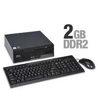 Lenovo ThinkCentre M51 8104-3HU used small desktop $80  IBM Thin