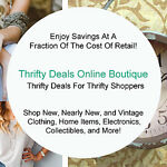 Thrifty Deals Online Boutique