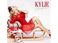 Kylie Christmas Concert with Hospitality with NO MARK UP