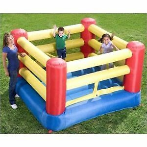 """Little Tikes Inflatable Workout Ring (bouncy house)"""