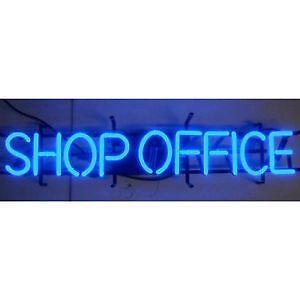 Neon Office Sign Ebay