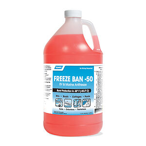 Freeze Ban Antifreeze