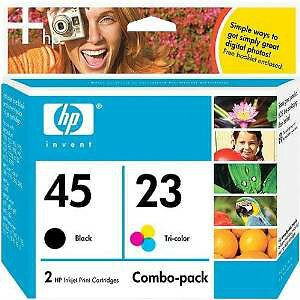 [NEW] HP 45 23 Combo Pack - 4 Available