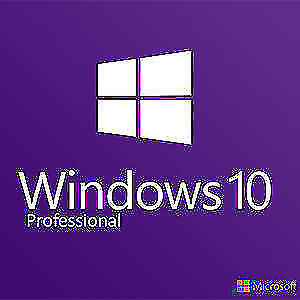Microsoft Windows 10 professional 32/64 bit - Original Software