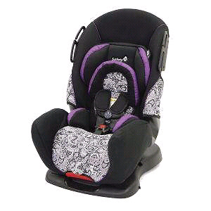 Infant alpha and omega bucket seat