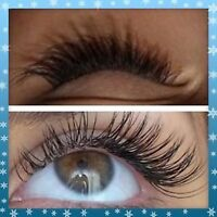 Mink Eyelash extensions:CLASSIC,3D and 5D volume