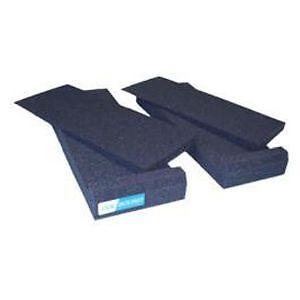 pack acoustique m250 4 elements isolation phonique acoustique studio ebay. Black Bedroom Furniture Sets. Home Design Ideas