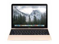Apple MacBook 12 Inch GOLD - Brand New & Sealed - MLHE2B/A - 1.1GHZ / 8GB / 256GB