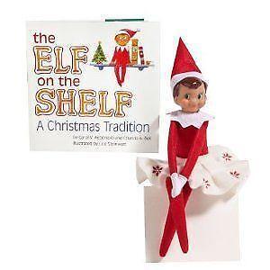 Elf On The Shelf Christmas Current 1991 Now Ebay