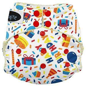 Imagine Bamboo All-in-One cloth diapers! Kitchener / Waterloo Kitchener Area image 3