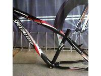 Specialized Hardrock sport 19inch mountain bike frame