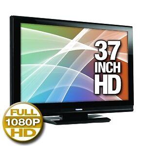 """Toshiba 37"""" LCD HDTV"""