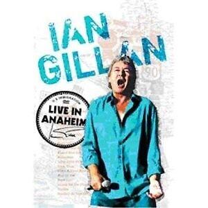 "IAN GILLAN ""LIVE IN ANAHEIM"" DVD ROCK NEU"