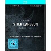 Stieg Larsson Trilogie