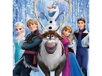 Disney Pixar's Frozen Film Screening & Finger Puppet Making Workshops - Puppet Animation Festival