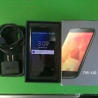 LG Nexus 4 16GB Factory Unlocked