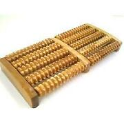 Foot Roller Wood Massage