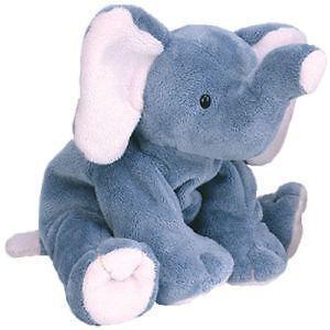 Large Stuffed Elephant 520bb0a31