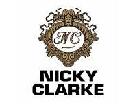 *NICKY CLARKE HAIR MODELS NEEDED!*