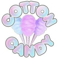 Cotton Candy Machine and Supplies