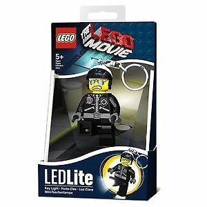 Lego Movie LED Keychain