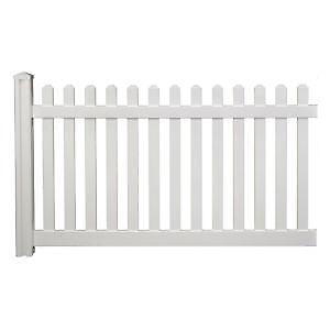 Vinyl Fence Panels Ebay