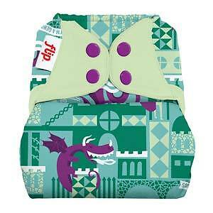 Flip Organic Day Pack - Cloth Diapers for the Day! Gatineau Ottawa / Gatineau Area image 4