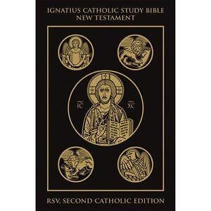 Catholic Bible Books Ebay