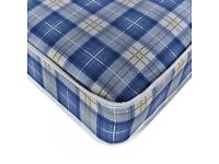 Brand New 3FT Single Light Quilt Mattress - Fast Delivery