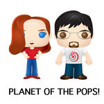 Planet of the Pops!