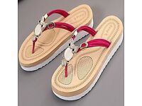 Women's Summer Comfort Owl Slippers & Flip-Flops