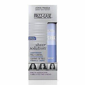 John Frieda Frizz-Ease Sheer Solutions Control, 2 Ounce 6 pa