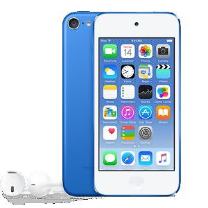 Apple iPod Touch 5th Gen with 16Gb in Blue