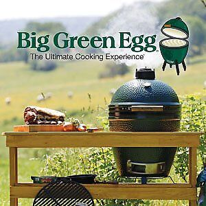 BIG GREEN EGG KAMADO CHARCOAL GRILL WAREHOUSE CLEAR OUT