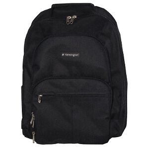 Kensington 15.6'' Laptop-/Notebookrucksack, schwarz (K63207)